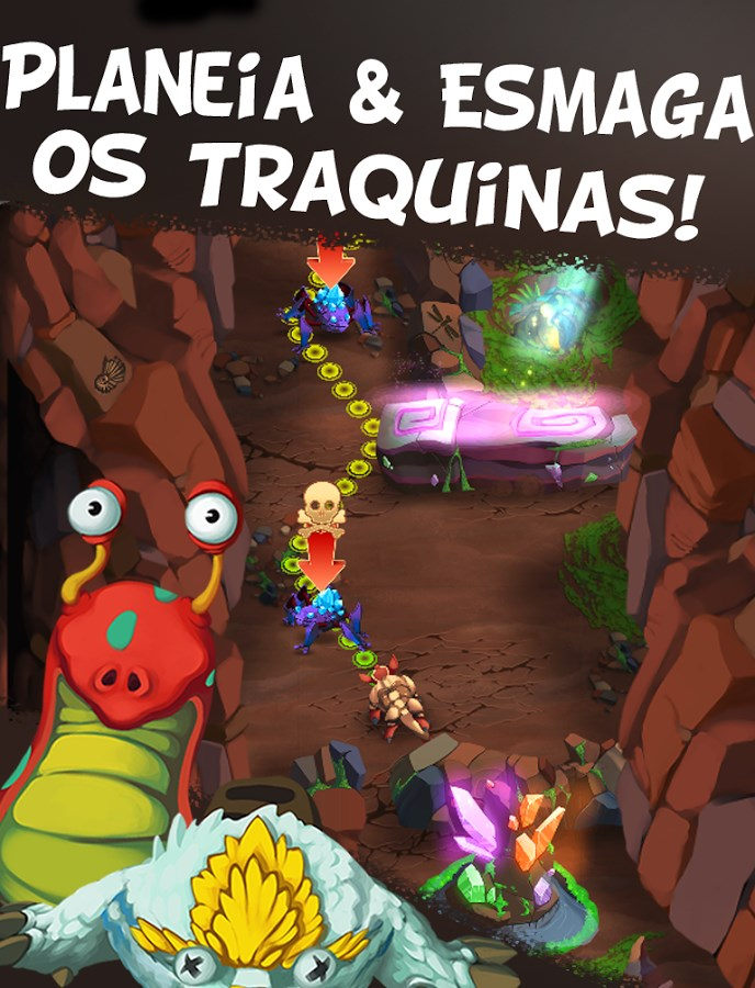 Go Go Armadillo! - Imagem 1 do software