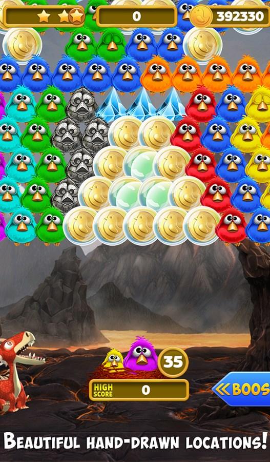 Bubble Birds Quest - Imagem 2 do software