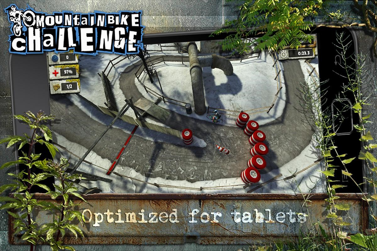Mountain Bike Challenge - Imagem 1 do software