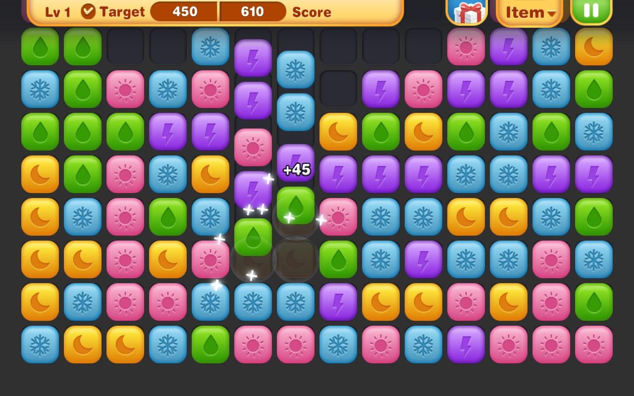Block Crush Mania - Imagem 1 do software