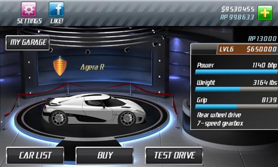 Drag Racing - Imagem 3 do software