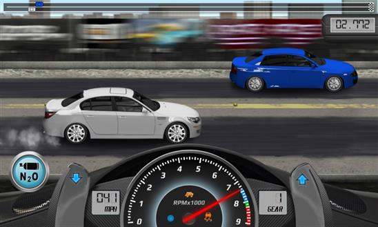 Drag Racing - Imagem 4 do software