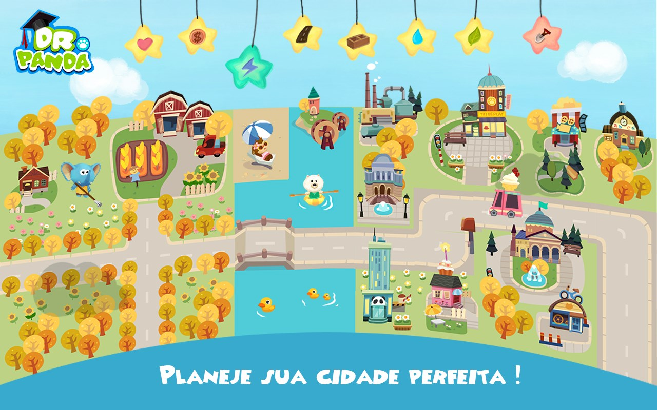 Hoopa City - Imagem 1 do software