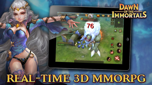 Dawn of the Immortals - Imagem 1 do software