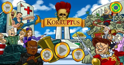Korruptus - Imagem 1 do software