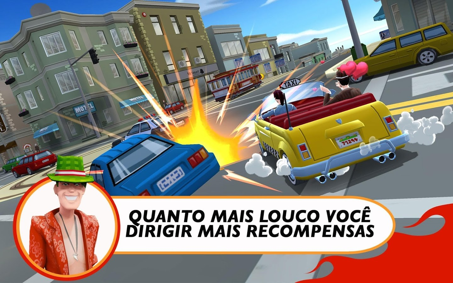 Crazy Taxi City Rush - Imagem 1 do software