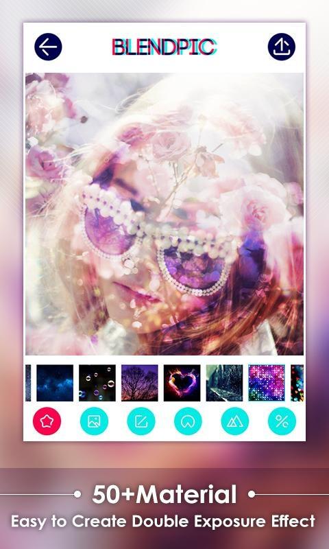 BlendPic:Blend photo - Imagem 1 do software