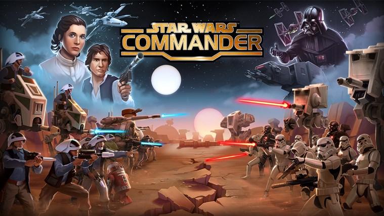 Star Wars: Commander - Imagem 1 do software