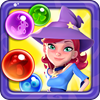 Logo Bubble Witch 2 Saga ícone