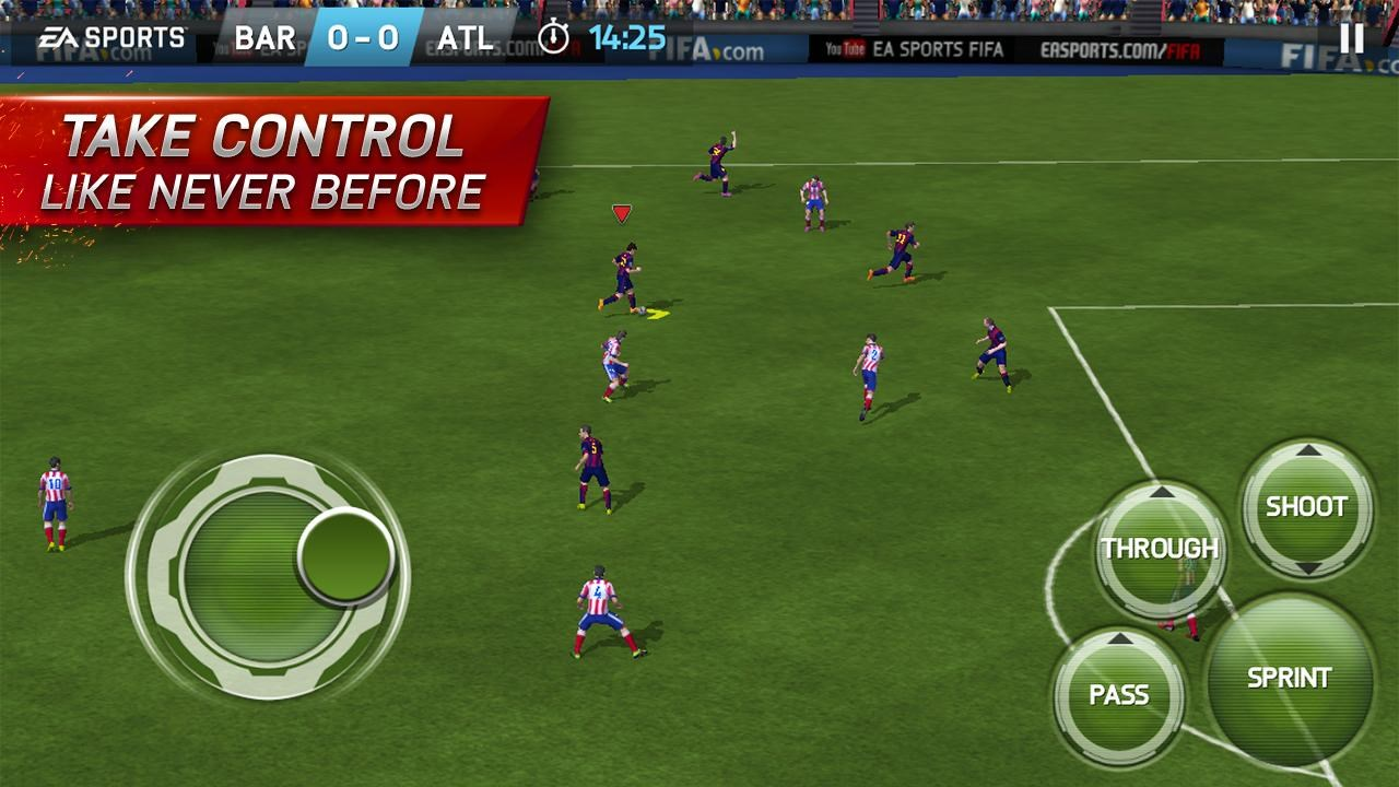 FIFA 15 Ultimate Team - Imagem 1 do software