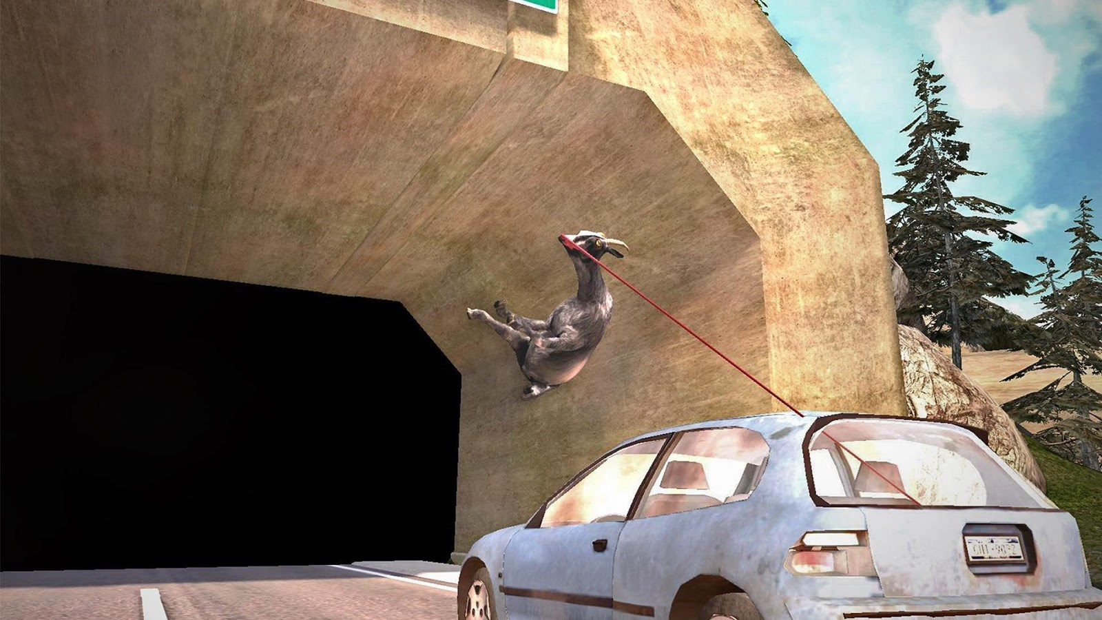 Goat Simulator - Imagem 1 do software