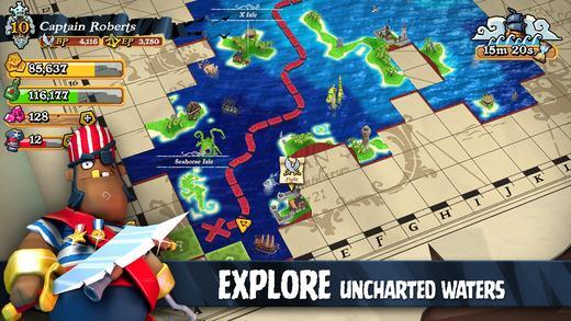 Plunder Pirates - Imagem 1 do software