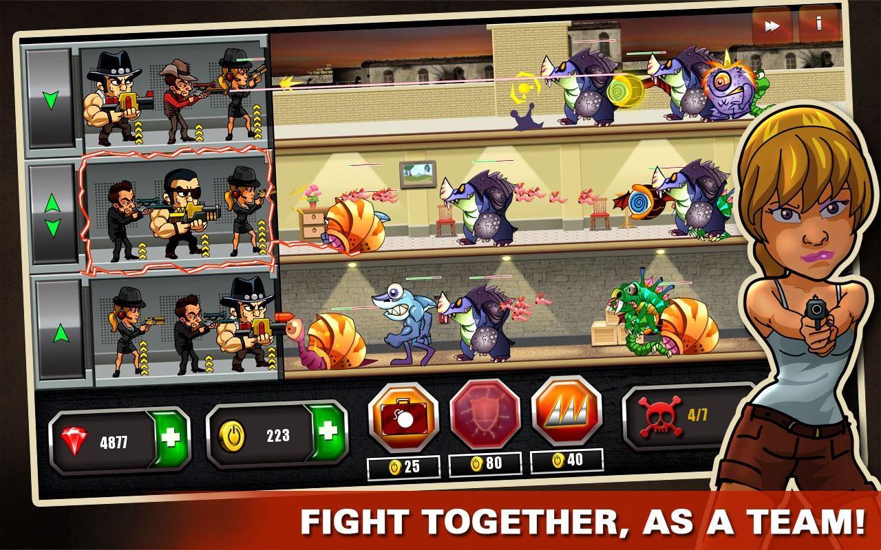 Mafia Vs Monsters - Imagem 1 do software