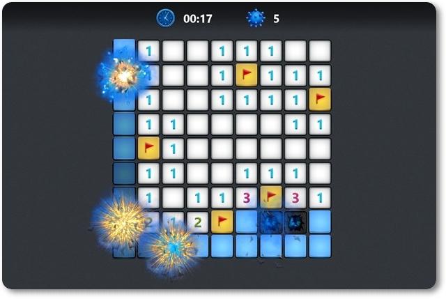 Microsoft Minesweeper - Imagem 2 do software