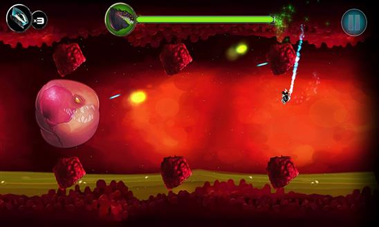 Gravity Badgers - Imagem 1 do software