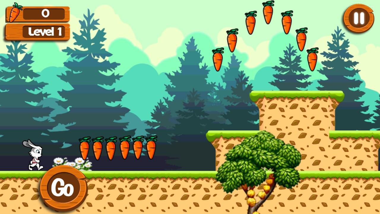 Rabbit Jungle Run - Imagem 1 do software