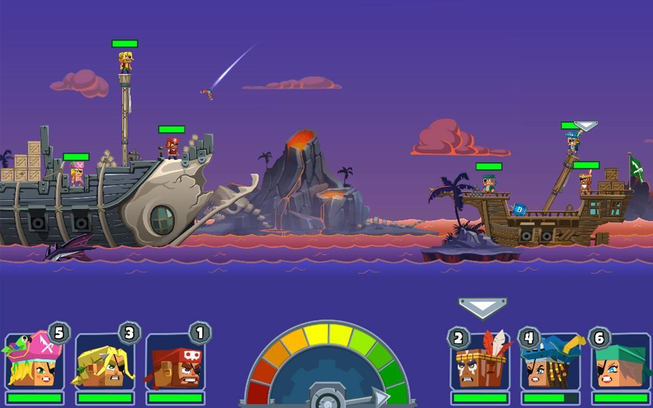 Pirate Bash - Imagem 1 do software
