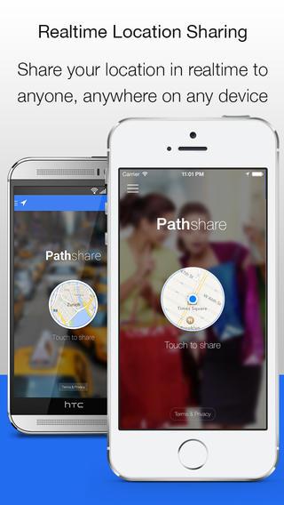 Pathshare - Imagem 1 do software