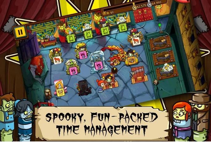Grave Mania 2! - Imagem 1 do software