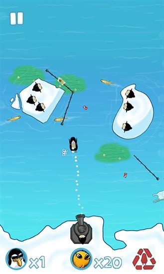 Cannon Penguins - Imagem 1 do software