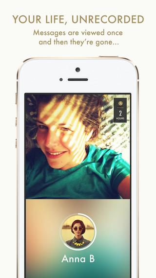 MIRAGE - Camera Messaging - Imagem 2 do software
