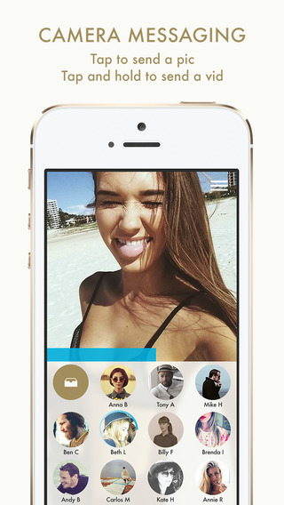 MIRAGE - Camera Messaging - Imagem 1 do software