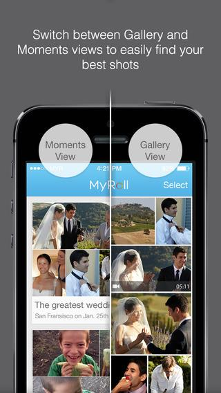 MyRoll: Smart Camera Roll Organizer - Imagem 2 do software