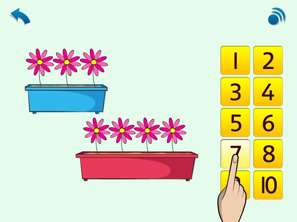 Matemática, 3 – 5 anos - Imagem 1 do software