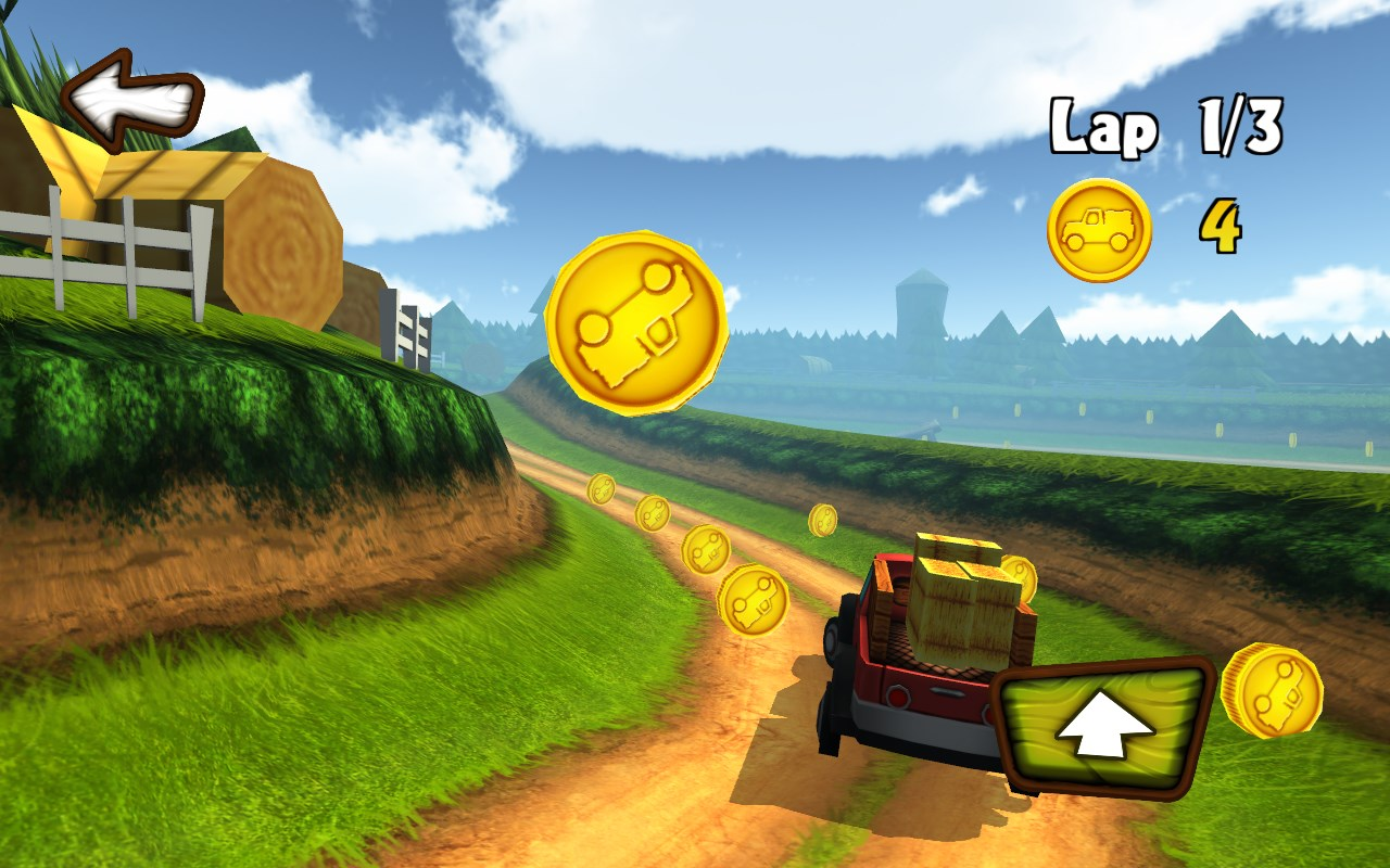 Fun Kid Racing 3D - Imagem 1 do software