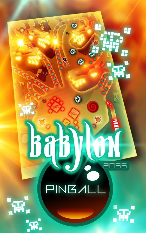 Babylon 2055 Pinball Lite - Imagem 1 do software