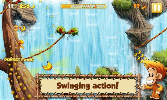 Benji Bananas Adventures - Imagem 1 do software