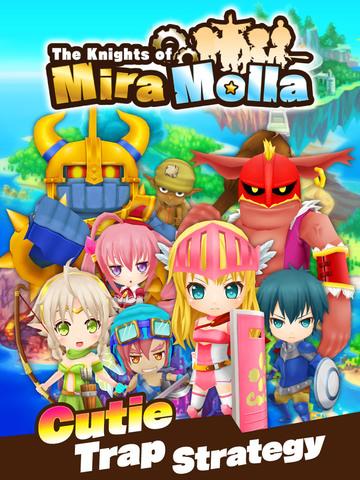 The Knights of Mira Molla - Imagem 1 do software