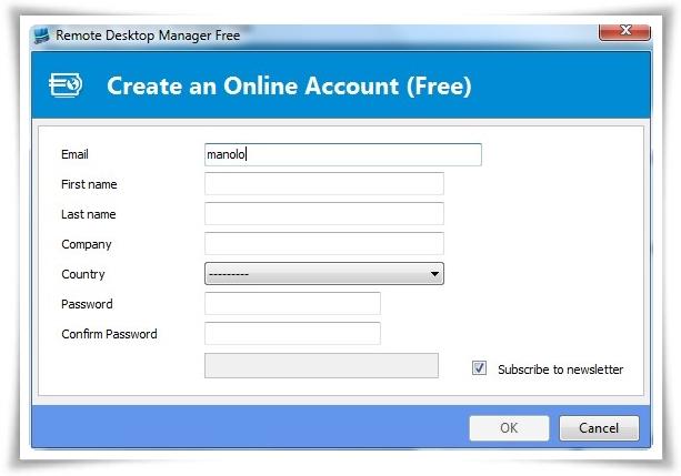 Remote Desktop Manager Download para Windows Grátis
