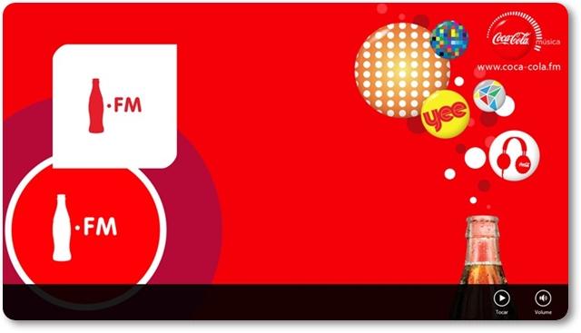 Coca-Cola FM - Imagem 1 do software