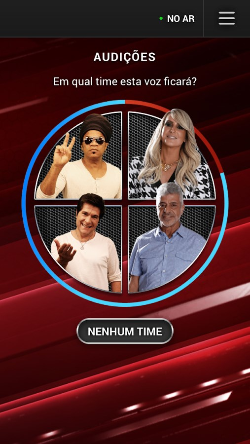 The Voice Brasil - Imagem 1 do software