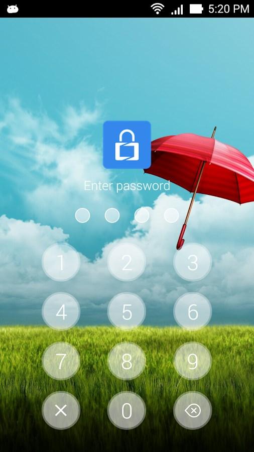 Droid Protector - App Lock - Imagem 1 do software