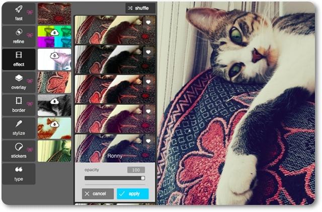 Pixlr Desktop - Imagem 3 do software