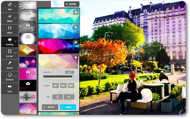 Pixlr Desktop - Imagem 4 do software