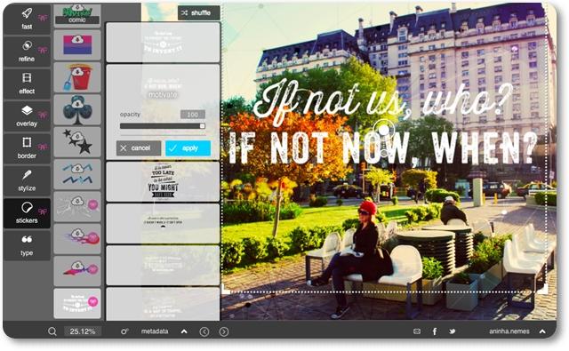 Pixlr Desktop - Imagem 5 do software