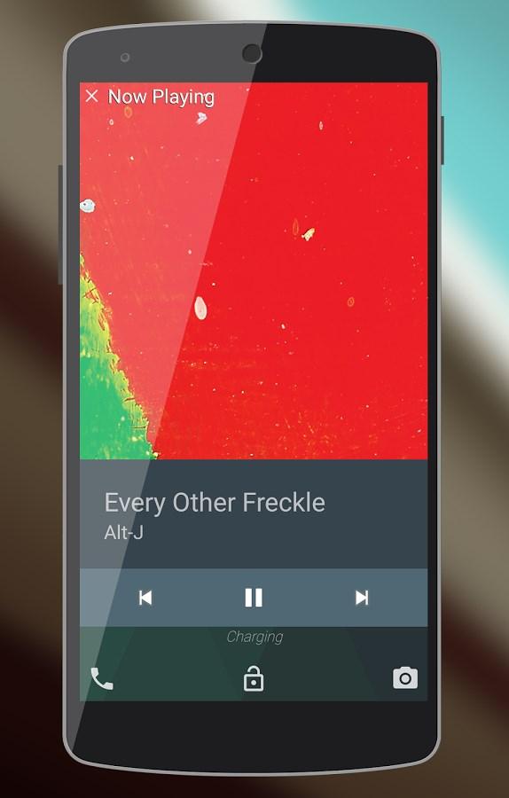 Ultimate Android L Lockscreen - Imagem 2 do software