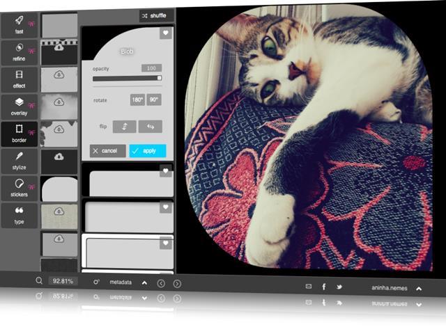 Pixlr Desktop - Imagem 1 do software