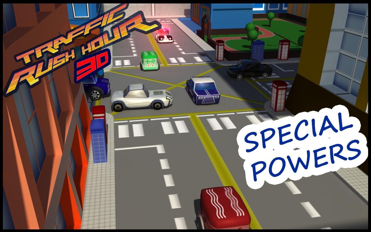 Traffic Rush Hour 3D - Imagem 1 do software