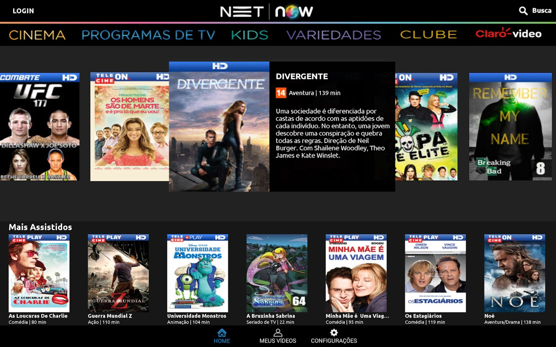NET NOW - Imagem 1 do software