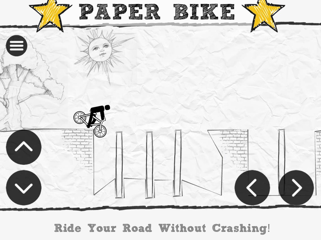 Paper Bike - Imagem 1 do software