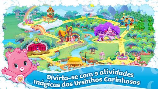 Ursinhos Carinhosos Brincando no Arco-Íris - Imagem 1 do software