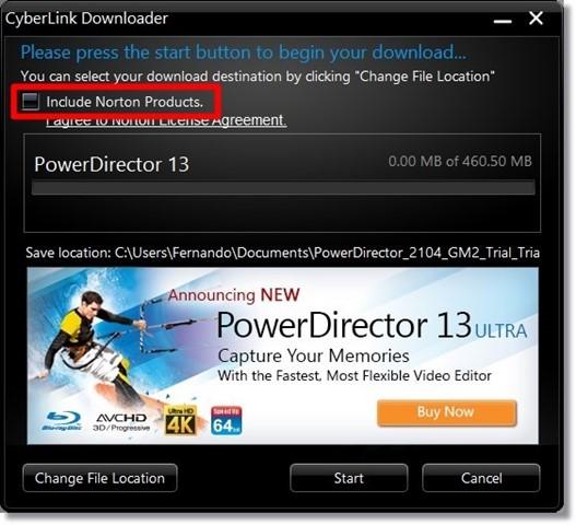 CyberLink PowerDirector - Imagem 2 do software