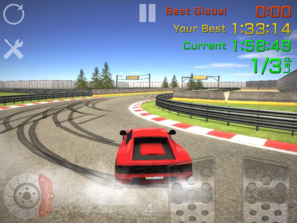 Gods of Drifting - Imagem 1 do software