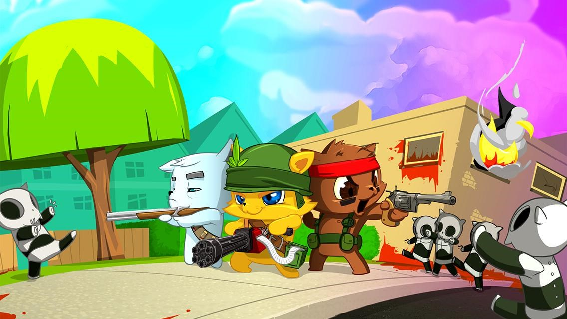 Zombie Cat Madness - Imagem 1 do software