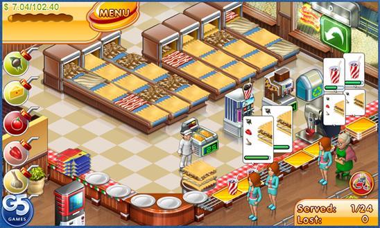 Stand O´ Food City - Imagem 1 do software