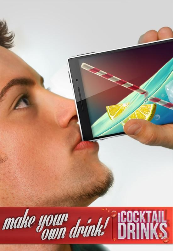 iCocktail Drinks - Imagem 1 do software